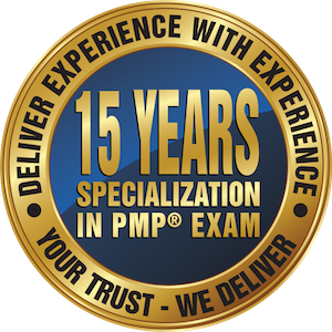 15 Years Specialization In PMP Exam