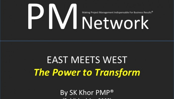 PMI PM Network (Apr 2008) : The Power to Transform