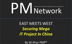 PMI PM Network (Apr 2006) : Securing Mega IT Project in China